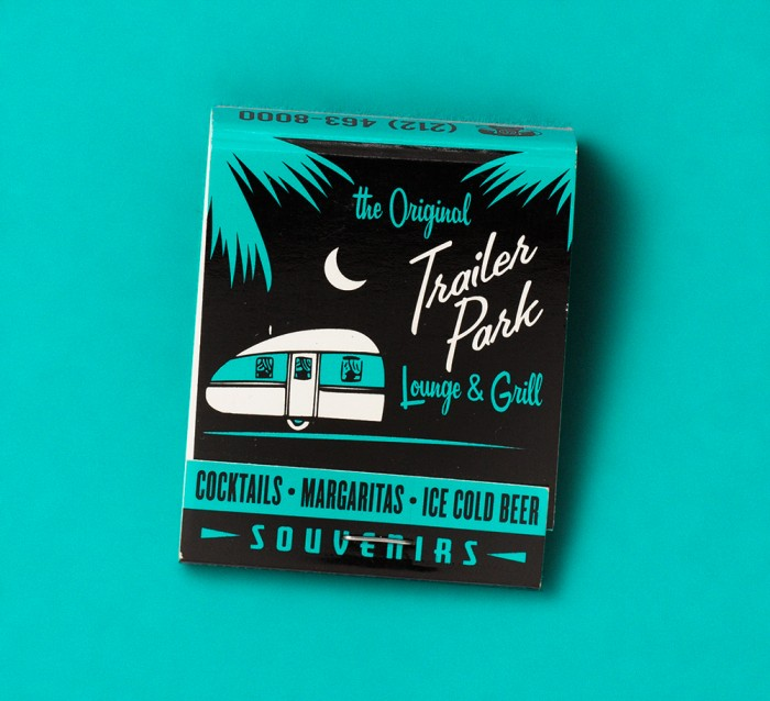 trailerparkmatchbooknew